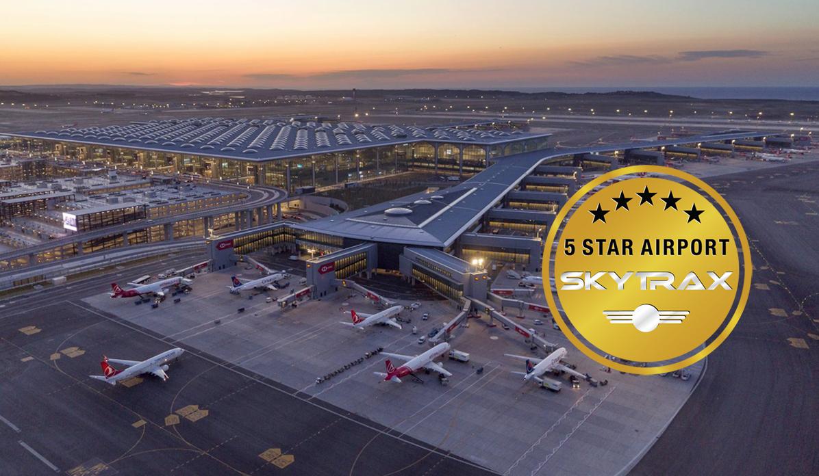 İstanbul Havalimanı'nı Skytrax World Airport Survey Anketinde Oyla